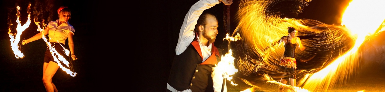 fire performers for hire