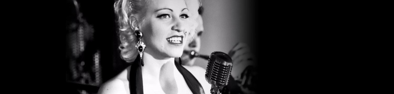 billie knowlson solo jazz singer east sussex