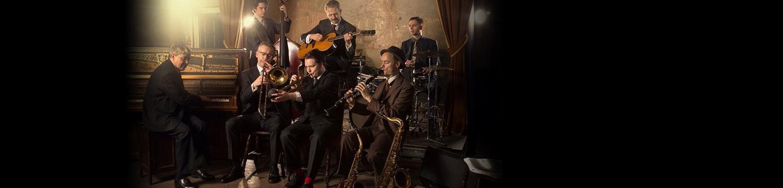 chicago shakedown jazz band london