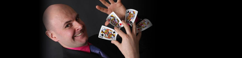 david the illusionist magician nottinghamshire