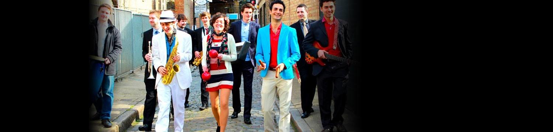 dispersion latin, salsa or cuban band london