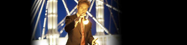 double take magic magician london