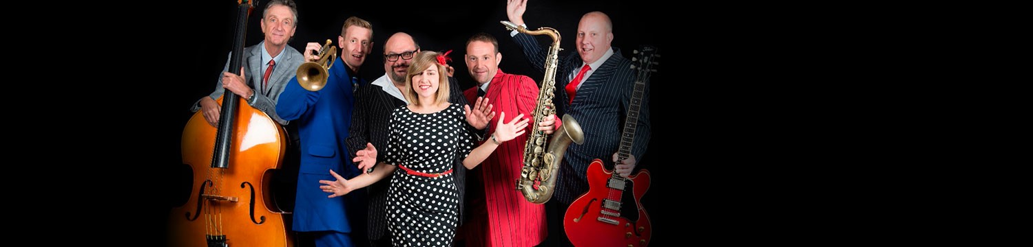 elaina and the west coast stompers rock n roll swing band pembrokeshire
