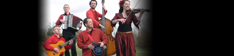 gypsy magic eastern european/ balkan band london
