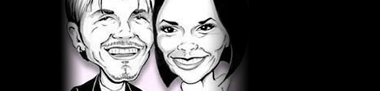 ivor the artist caricaturist west yorkshire