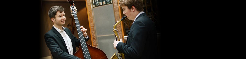 jive duo jazz band west yorkshire