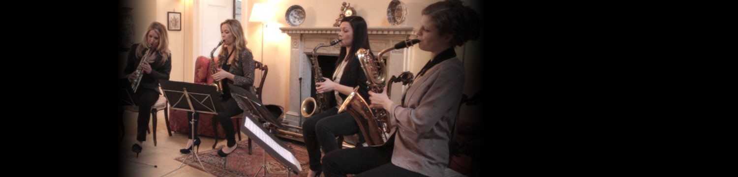 london saxes saxophone quartet london