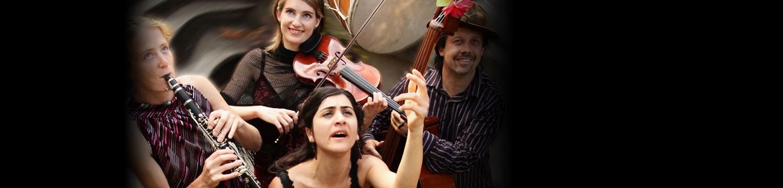 she koyokh klezmer ensemble latin, salsa or cuban band london