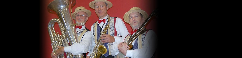artists similar to Silver St Dixie Trio