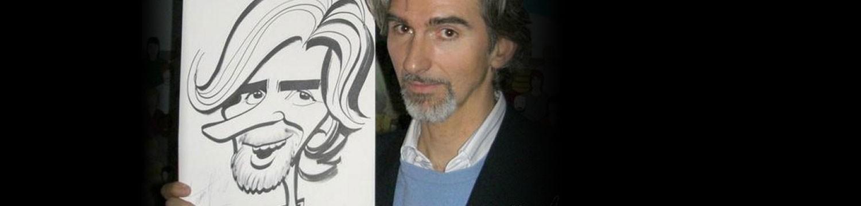 spot on caricatures caricaturist leicestershire