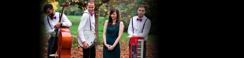 the four sharps jazz band london
