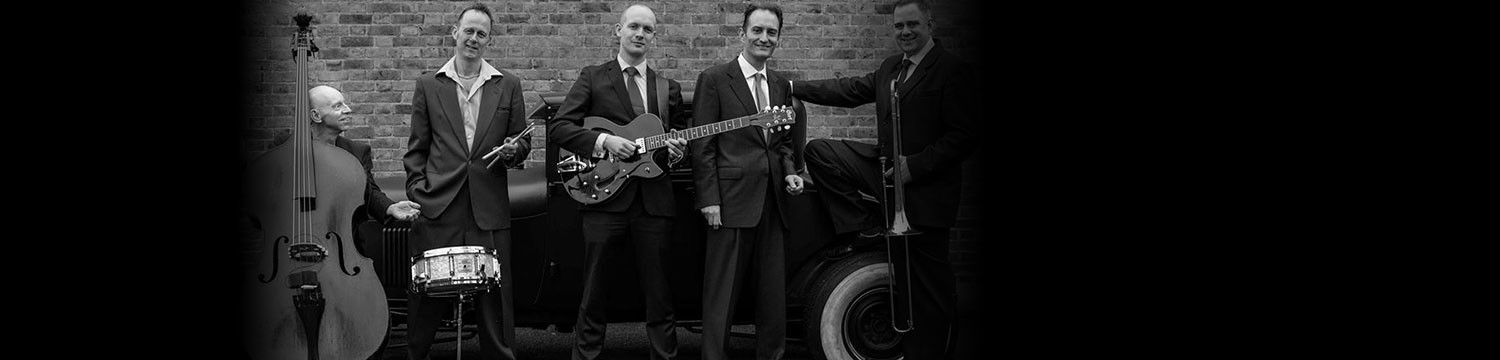 the jumpin jivers rock n roll swing band berkshire