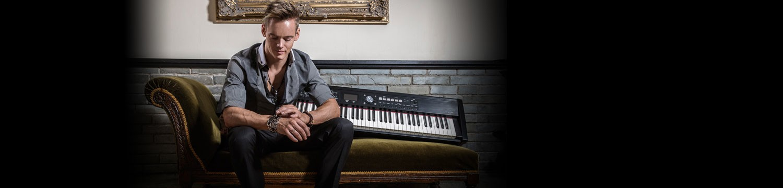 tim james singer-pianist surrey