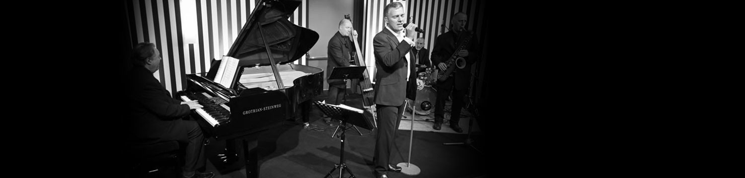 tim russell swing & rat pack band london