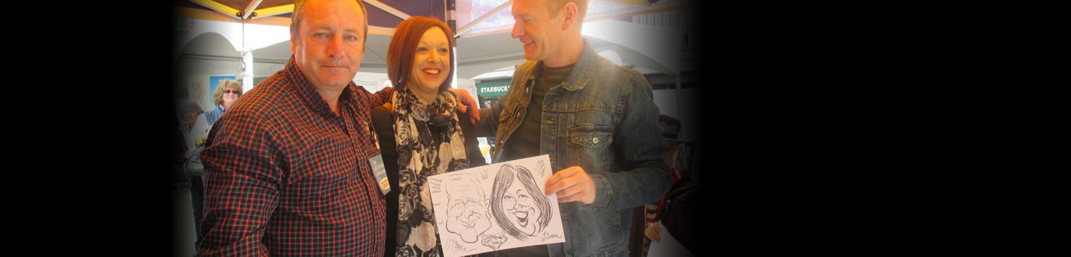 tims cracking caricatures caricaturist cheshire
