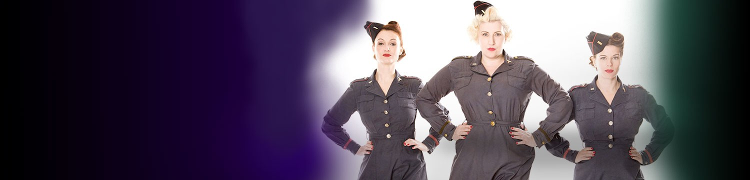 the 1940's wartime collection