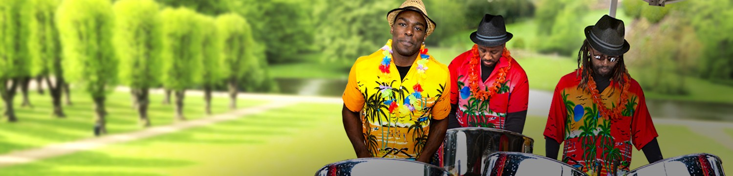 hire a steel band from the uk's largest steel bands agency