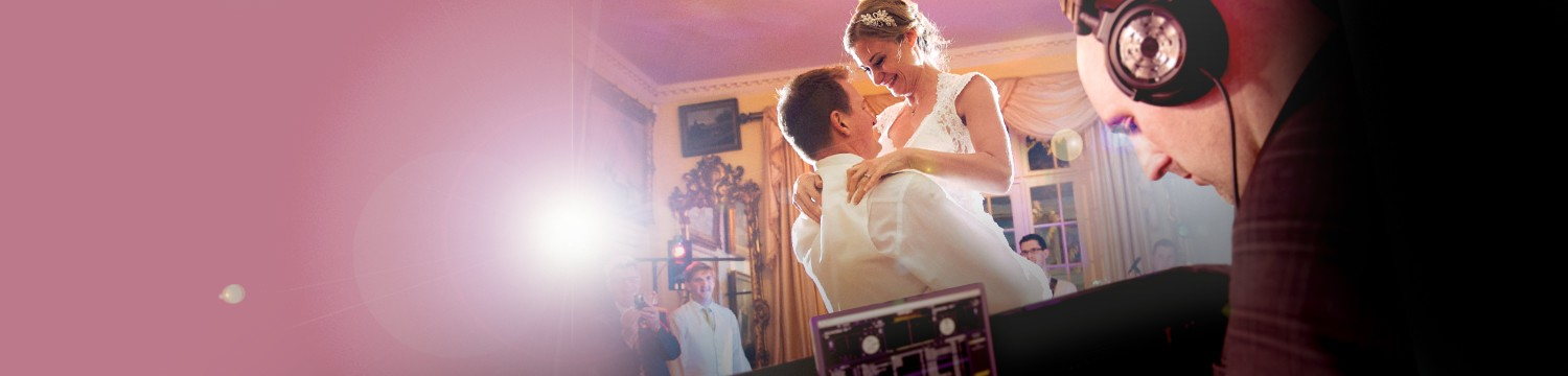 wedding djs | wedding disco | dj for weddings