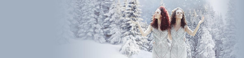 <span class='hidden-xs'>the</span> winter wonderland collection