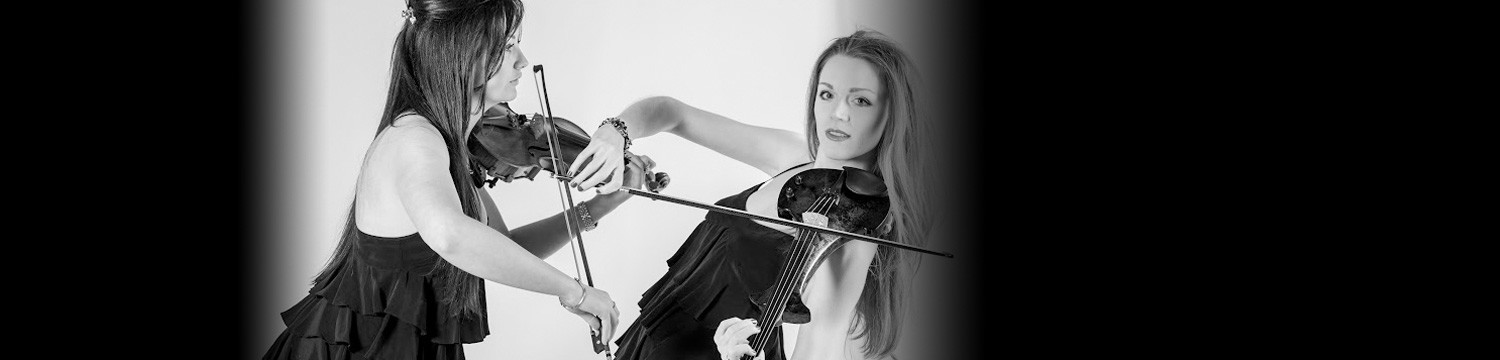 diamond duo electric violinist greater manchester