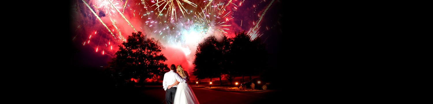 firework displays wedding fireworks london