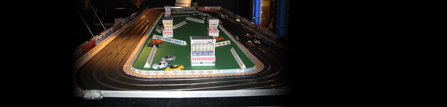 giant scalextric giant games cambridgeshire