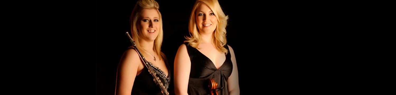 prestige flute & cello duo london