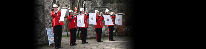 trumpet fanfare trumpet fanfare kent