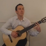 Video Mike Williams Classical Guitarist Hertfordshire