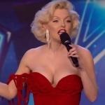 Video Marilyn Monroe  (Suzie Kennedy)  London