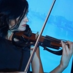 Video Naomi (Electric Violinist) Electric Violinist Northamptonshire