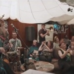 Video The Peoples Parlour Bespoke Festival Themed Act Bristol, Somerset