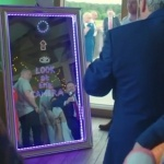 Video PBH Magic Mirror Selfie Mirror North Yorkshire