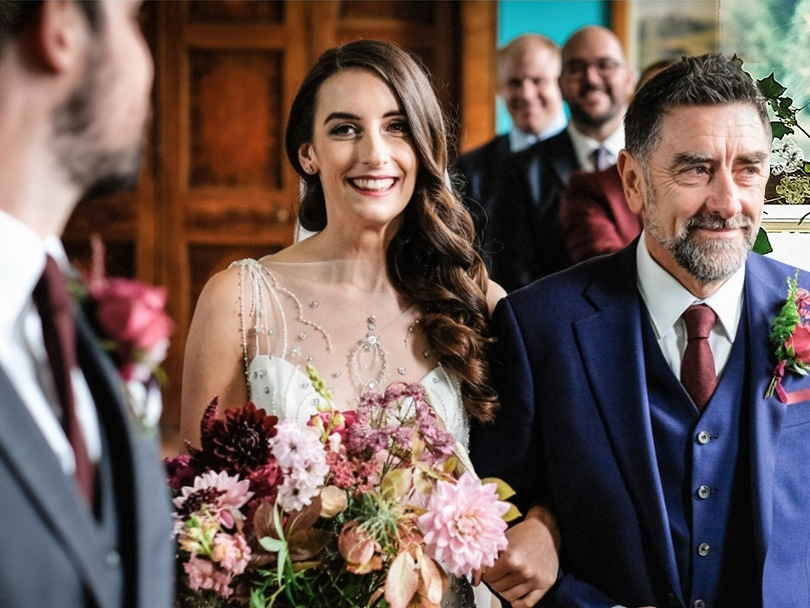 Non-Traditional Songs To Walk Down The Aisle To | 50+