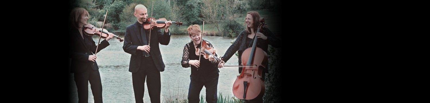 prosecco quartet string quartet worcestershire
