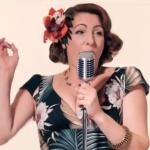 Video Miss Rosie Vintage Solo Jazz Singer Derbyshire
