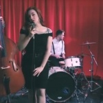 Video Roxy and the Rockabillies Rock n Roll Swing Band East Sussex