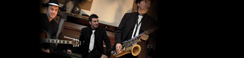 silk swing city jazz band london