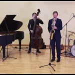 Video Soho Cool Instrumental Jazz Trio London