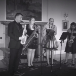 Video The Soiree Sax Quartet Saxophonist London