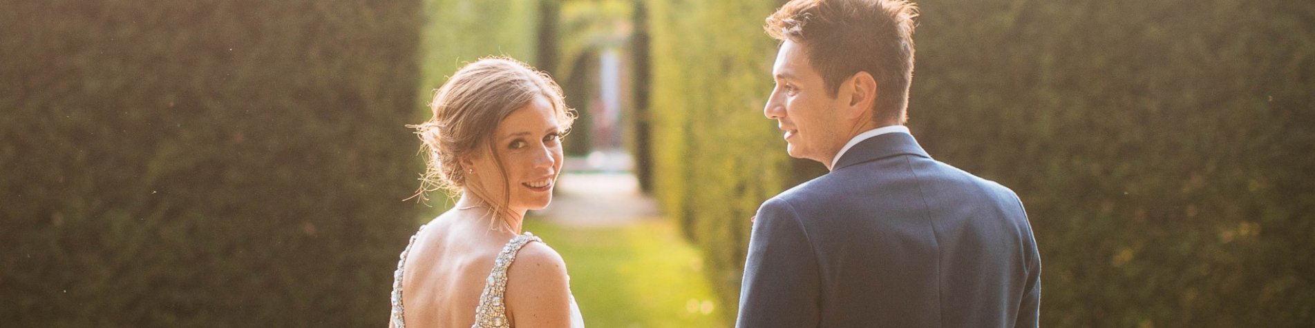 Glamorous Classic Wedding - Great Fosters, Egham Surrey