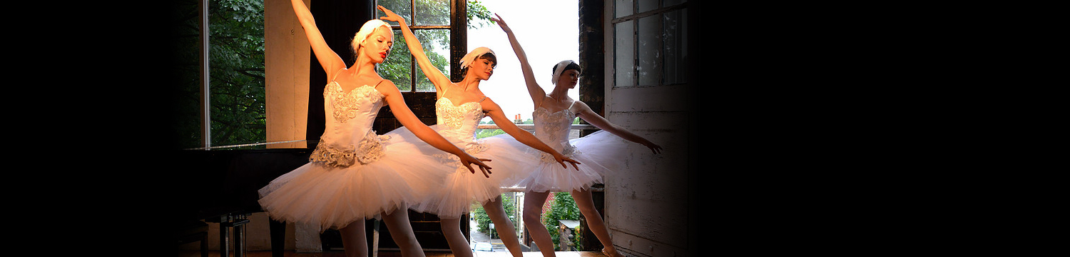 swan lake ballerinas ballet dancers london