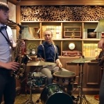 Video Swing Blue Jazz Trio Hampshire