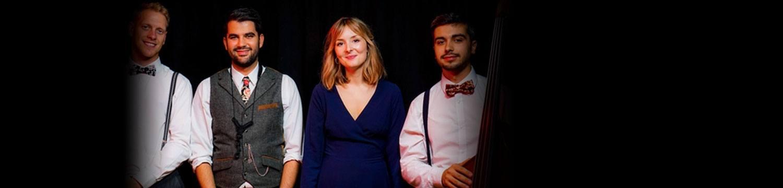 take four jazz quartet london