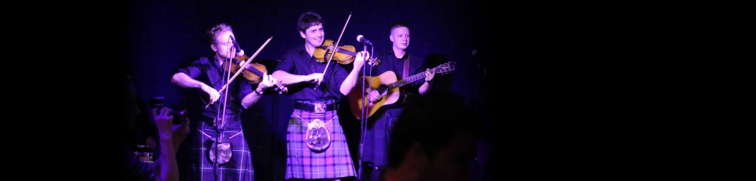 artists similar to the blazing ceilidh
