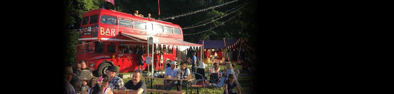 the bus bar unique mobile bar gloucestershire