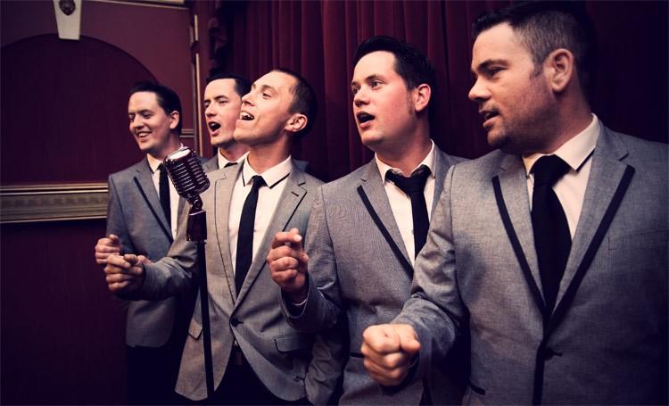 Hire Barbershop Quartets & Acapella Groups UK Wide