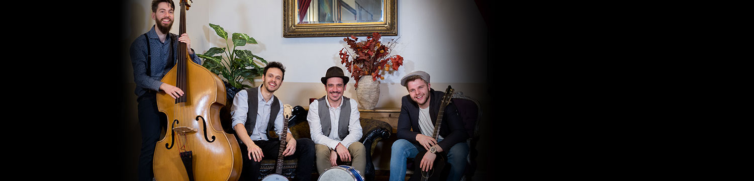 the wanderful four acoustic band london