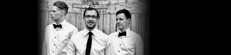 the yellow fellows live-lounge style trio london