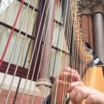 Video Thomas (Harpist)  Hackney, London